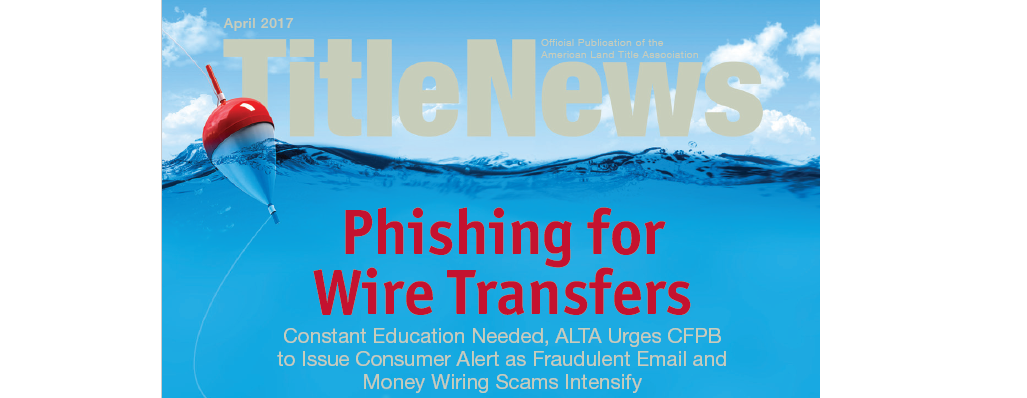Phishing for Wire Transfers – Clear Title Agency of Arizona